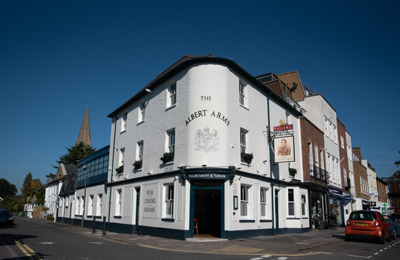 Hotel in Esher, The Albert Arms